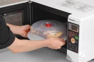 用微波炉加热食品产生有毒物质辟谣微波加热利于保留营养