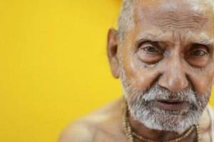 123岁一印度男子声称自己是世界最长寿的人