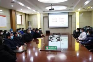 让党旗高高飘扬在疫情防控第一线——九江市中医医院党员干部抗击疫情写实