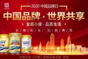 """""""中国品牌日""""对话丝路乳业集团——助力全球战""""疫"""",发挥品牌力量"""