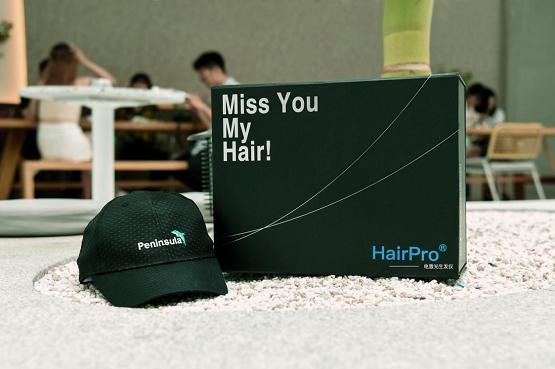 当发型都拯救不了脱发女孩时,黑科技出场,新闻