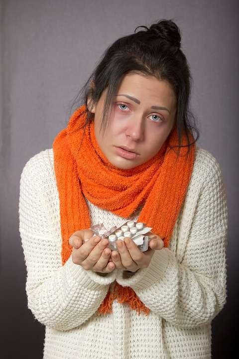 吃完感冒药恶心想吐怎样缓解感冒的症状